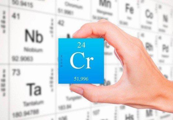 полезные свойства хрома