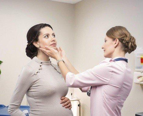 щитовидка при беременности