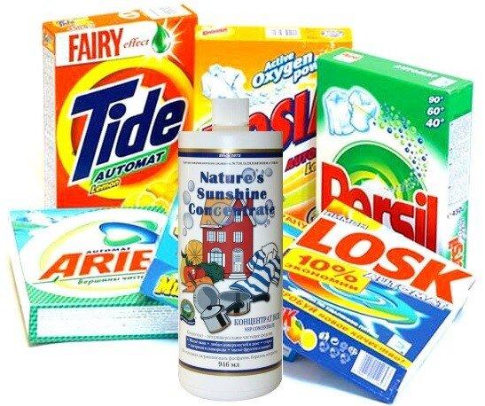 выбор моющего средства