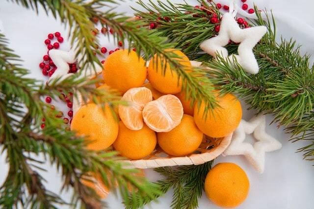 мандарины и здоровье