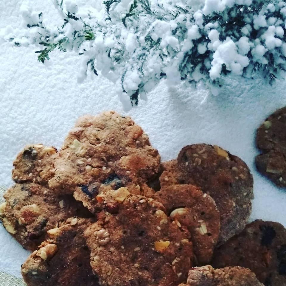 полезное печенье