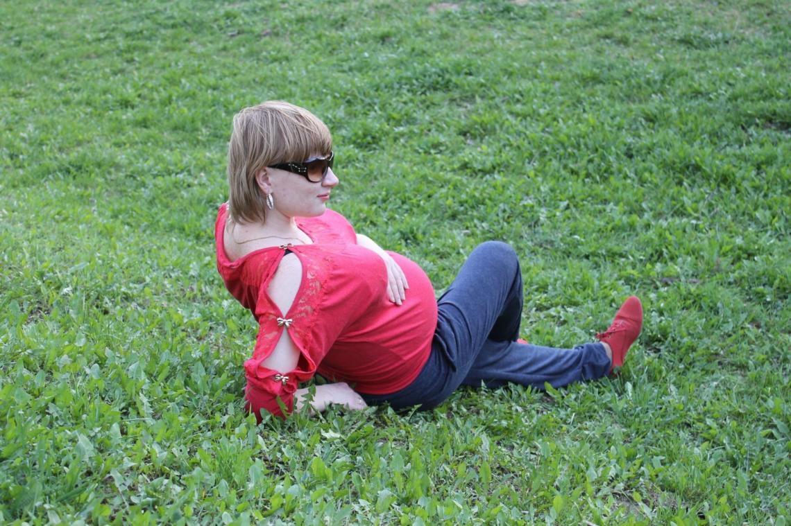 хлорофилл беременным