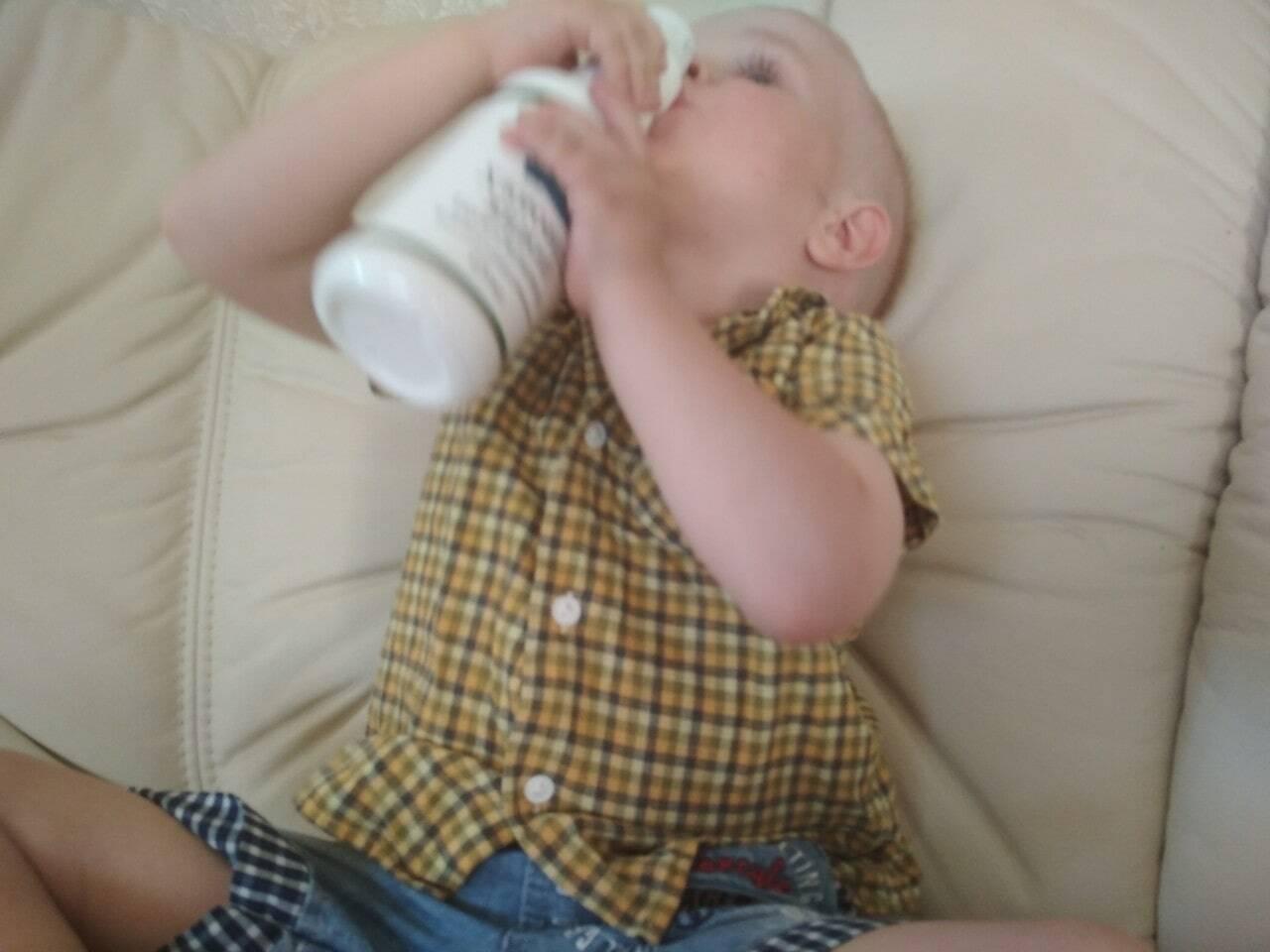 хлорофилл новорожденным